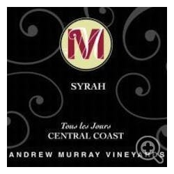 Andrew Murray 'Tous les Jours' Syrah 2016