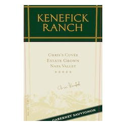 Kenefick Ranch 'Chris' Cuvee' Cabernet Sauvignon 2013 image