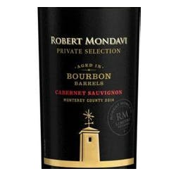 Robert Mondavi Private Select 'Bourbon Barrel Aged' Cab 2017 image