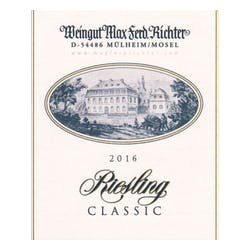 Max Richter 'Classic' Dry Riesling 2017 image