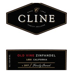 Cline Cellars 'Old Vine' Lodi Zinfandel 2018 image