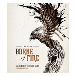 The Burn 'Borne of Fire' Cabernet Sauvignon 2017 image