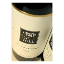 Andrew Will Champoux Red 2003 image