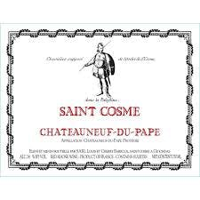 Chateau St Cosme Chateauneuf du Pape 2013