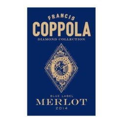 Francis Ford Coppola Winery Diamond Series Merlot 2016 image