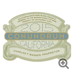 Conundrum Vineyards Proprietary White 2016