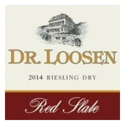 Dr. Loosen 'Red Slate' Dry Riesling 2017 image