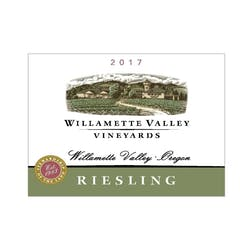 Willamette Valley Vineyards Riesling 2017 image