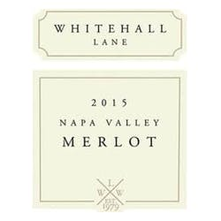 Whitehall Lane Winery Merlot 2015 image