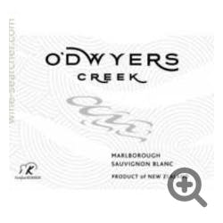 O'Dwyer's Creek Sauvignon Blanc 2017