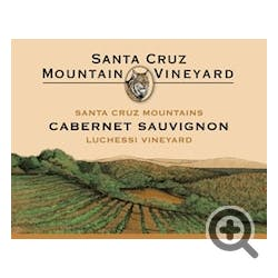 Santa Cruz Mountain Vineyard 'Luchessi' Cabernet Sauv 2015