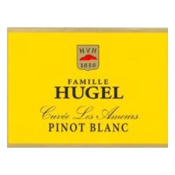 Hugel 'Cuvee Les Amours' Pinot Blanc 2016 image