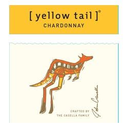 Yellow Tail Chardonnay image