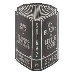 Small Gully 'Mr Black's' 'Little Book' Shiraz 2016 image