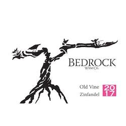 Bedrock Wine Co. 'Old Vines' Zinfandel 2017 image