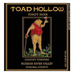 Toad Hollow Pinot Noir 2013 image
