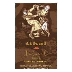 Tikal 'Natural' Red Blend 2015 image