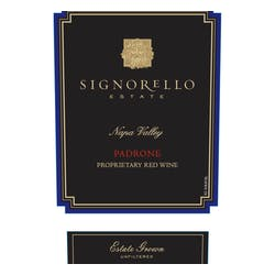 Signorello Estate 'Padrone' Proprietary Red 2014 image