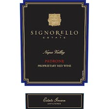Signorello Estate 'Padrone' Proprietary Red 2014