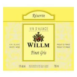 Alsace Willm Pinot Gris Reserve 2017 image