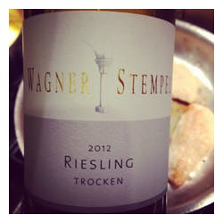 Wagner Stempel Dry Riesling 2017 image