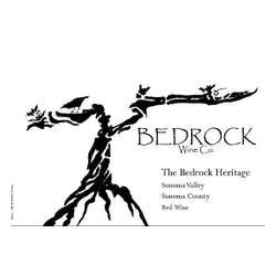 Bedrock Wine Co. 'Heritage Red Bedrock Vineyard' 2017 image