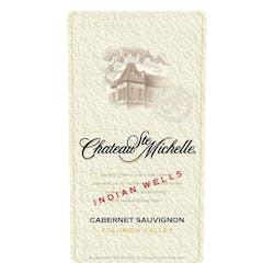 Chateau Ste. Michelle 'Indian Wells' Cabernet 2016 image