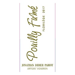 Pabiot Pouilly-Fume 'Florilege' 2017 image