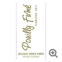 Pabiot Pouilly-Fume 'Florilege' 2017