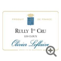 Olivier Leflaive Rully 1er Cru Les Cloux 2016