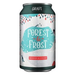 Graft Cidery 'Forest & Frost' Cider 4-12oz Cans image