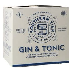 Southern Tier 'Gin & Tonic' 4-355ml Cans image