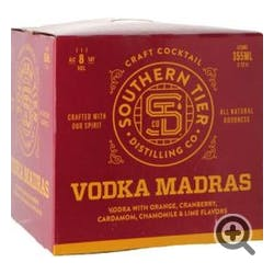 Southern Tier 'Vodka Madras' 4-355ml Cans