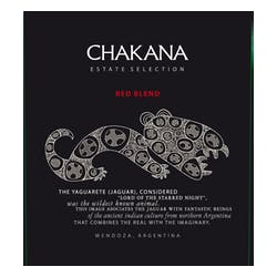 Chakana Winery 'Estate' Red 2016 image