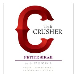 The Crusher Petite Sirah 2016 image