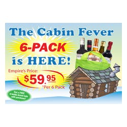 Cabin Fever 6 Pack image