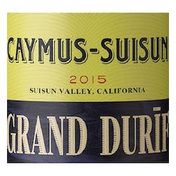 Caymus Suison Grand Durif Petite Sirah 2016 image