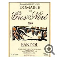 Domaine Gros Nore Bandol Rouge 2015
