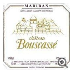 Brumont Chateau Bouscasse Madiran Red 2013