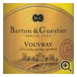 Barton & Guestier (B & G) Vouvray 2017