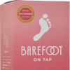 Barefoot Winery 'On Tap' Rose 3.0L