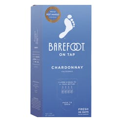 Barefoot Winery 'On Tap' Chardonnay 3.0L image