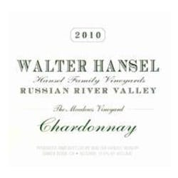 Walter Hansel 'The Meadows' Chardonnay 2016 image