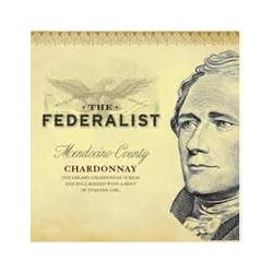 The Federalist Chardonnay 2017 image
