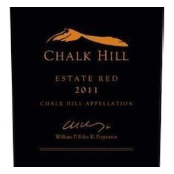 Chalk Hill 'Estate' Red 2015 image