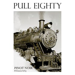 Pull Eighty Pinot Noir Willamette Valley 2017 image