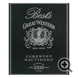 Best's Great Western Cabernet Sauvignon 2016