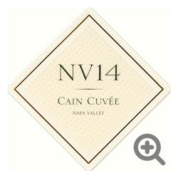 Cain Cuvee Red Blend NV14