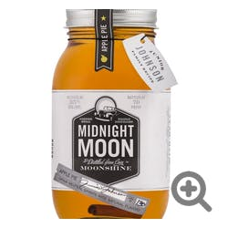 Junior Johnson 'Midnight Moon' Apple Pie Moonshine 50ml