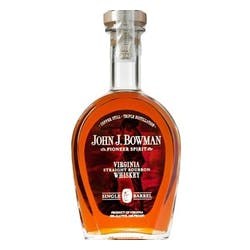 John Bowman 'Pioneer' Single Barrel Bourbon image